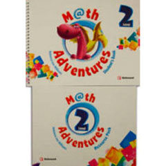 Material MATH ADVENTURES 2 STUDENT´S PACK