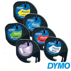 Material CINTA DYMO D1 9MMX7M. NEGRO/BLANCO (S0720680)